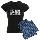 TEAM JULIANNA pajamas