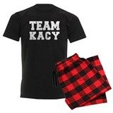 TEAM KACY pajamas