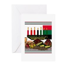 kwanzaa1_card Greeting Cards