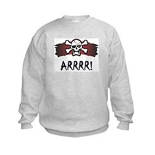 Arrrr! Pirate Sweatshirt