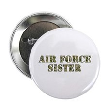 "Camo Sister 2.25"" Button (100 pack)"