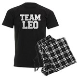 TEAM LEO pajamas