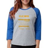 TEAM LISBETH Women's Long Sleeve Shirt (3/4 Sleeve)