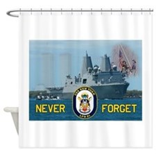 Art - LPD 21 Shower Curtain