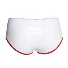 TEAM MCPHEE Women's Boy Brief