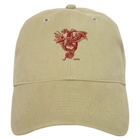 Winged Monster Fight Cap