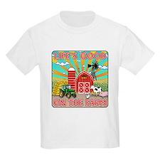 The Farm Kids T-Shirt
