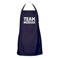 TEAM MORIAH Apron (dark)