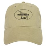 Deerhound DAD Baseball Cap