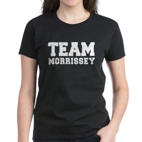 TEAM MORRISSEY Women's Dark T-Shirt