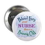 Behind Nurse, Running CNA Button