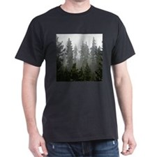 Misty pines T-Shirt