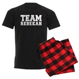 TEAM REBEKAH pajamas