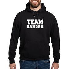 TEAM SANDRA Hoodie