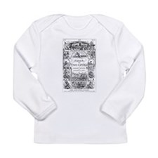 Printing press Long Sleeve Infant T-Shirt