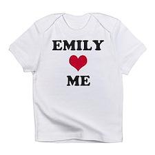 Emily Loves Me Infant T-Shirt