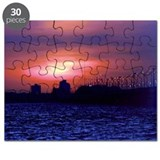 Gandy Sunrise Puzzle