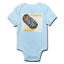 Mitochondria Power House Infant Bodysuit
