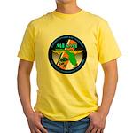 Air Station Miami Yellow T-Shirt