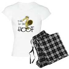 Talk to the Hoof Pajamas