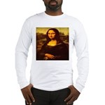 The Mona Lisa da Vinci 1503 Long Sleeve T-Shirt