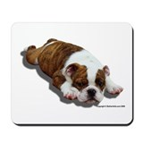 Unique Bulldogs Mousepad