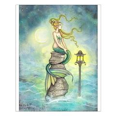 Mermaid Fantasy Art Posters