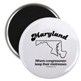 MARYLAND: Where congressmen keep their mistresses