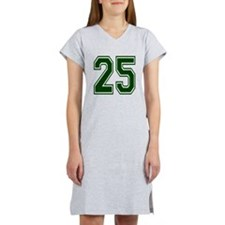green25.png Women's Nightshirt