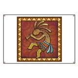 Best Seller Kokopelli Banner