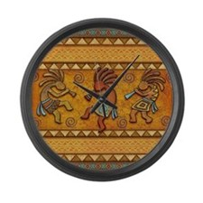Best Seller Kokopelli Large Wall Clock
