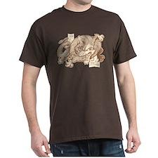 Deus Absentia T-shirt (dark)
