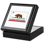 Ca. Surfing Republic Keepsake Box