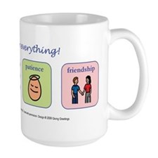 Unique Aba autism Mug