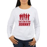 letsdoitforjohnnyred Long Sleeve T-Shirt