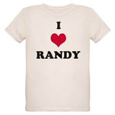 I Love Randy T-Shirt