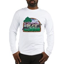 BC & Sheep Long Sleeve T-Shirt