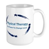 Physical therapy Large Mug (15 oz)
