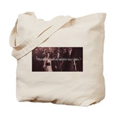 Shadowhunter Tote Bag