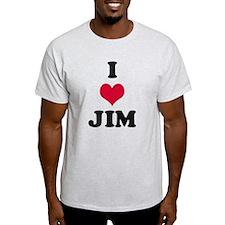 I Love Jim T-Shirt