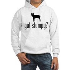 Stumpy Tail Cattle Dog Hoodie