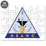 NSAWC logo Puzzle