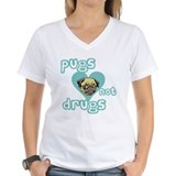 PUGS Not DRUGS! Shirt