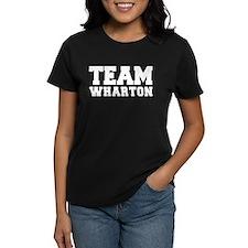 TEAM WHARTON Tee