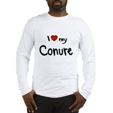 Conure Love Long Sleeve T-Shirt