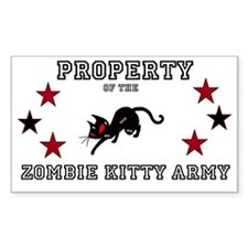 Cute Zombie attack Decal