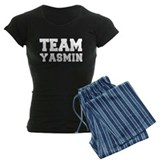 TEAM YASMIN pajamas
