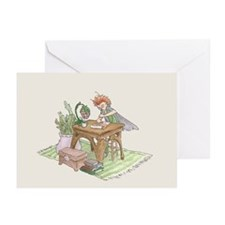 Writing Desk Greeting Cards (Pk of 10)