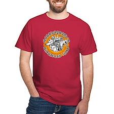 Biromash Time Red or Black T-Shirt