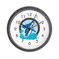 Marlin Wall Clock